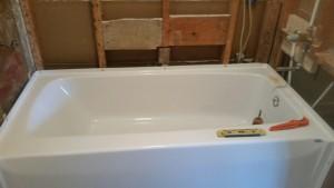 Bat Tub install (1)